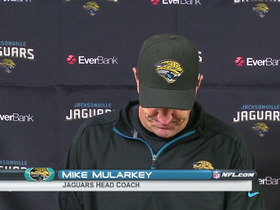 Video - Jacksonville Jaguars postgame press conference