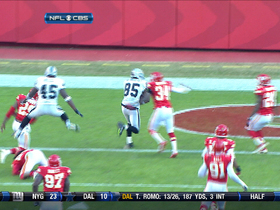 Video - Oakland Raiders wide receiver Darrius Heyward-Bey 32-yard TD catch