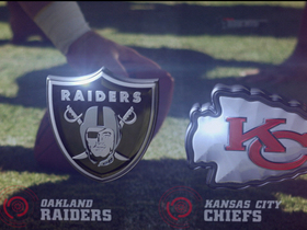 Video - Oakland Raiders vs. Kansas City Chiefs highlights