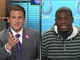 Watch: Vick Ballard joins 'NFL AM'