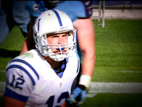 Watch: Drive of the Week: Luck lifts Colts past Titans