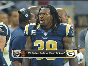 Video - Will Green Bay Packers trade for St. Louis Rams RB Steven Jackson?