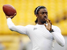 Video - Does RG3 or Cam Newton have higher upside?
