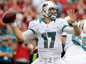 Video - Why has Miami Dolphins quarterback Ryan Tannehill been so successful?