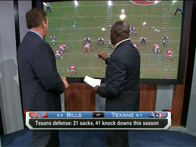 Video - 'Playbook': Bills vs. Texans