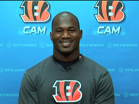 Video - Terence Newman: No lack of leadership in Cincinnati