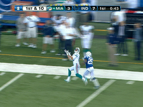Video - Brian Hartline 35-yard catch
