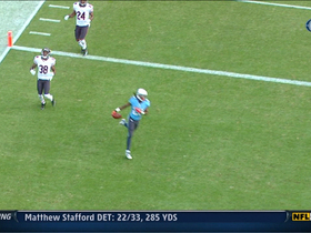 Video - Tennessee Titans running back Chris Johnson 80-yard TD run