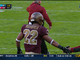 Watch: Royster 2-yard TD run