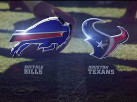 Video - Buffalo Bills vs. Houston Texans highlights