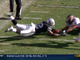 Watch: Barber fumble recovery