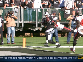 Video - Streater 25-yard TD catch