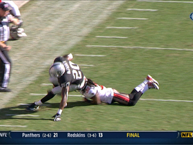 Video - Raiders running back Darren McFadden injury