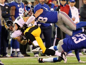 Video - GameDay: Pittsburgh Steelers vs. New York Giants highlights