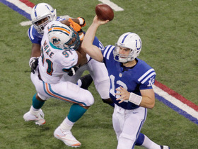 Video - How did Indianapolis Colts quarterback Andrew Luck shred the Miami Dolphins?