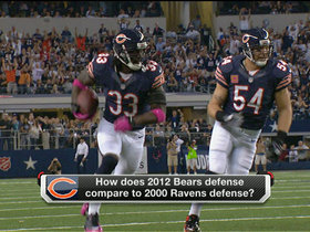 Video - Is 2012 Bears defense as good as 2000 Ravens?