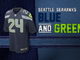 Watch: Evolution of the Seahawks colors