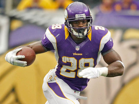 Video - More impressive comeback: Denver Broncos QB Peyton Manning or Minnesota Vikings RB Adrian Peterson?