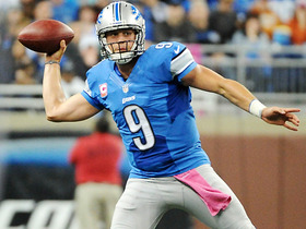 Video - 'Playbook': Detroit Lions vs. Minnesota Vikings