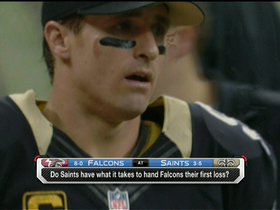 Video - Can New Orleans Saints upset the Atlanta Falcons?