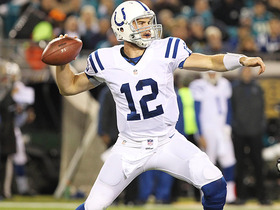 Video - Can Indianapolis Colts QB Andrew Luck win MVP?
