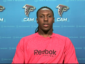 Video - Atlanta Falcons WR Roddy White rollin' in the win column