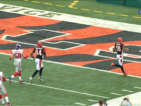 Video - Bengals QB Andy Dalton finds WR A.J. Green for 56-yard touchdown