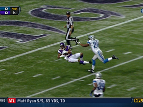 Video - Jarius Wright big gain