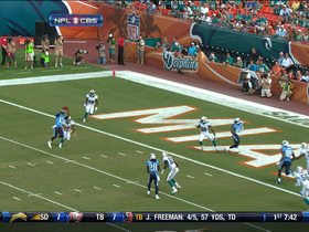 Video - Titans QB Jake Locker 9-yard TD
