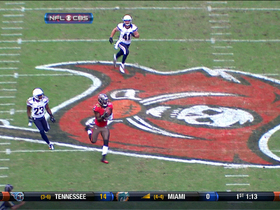 Video - Buccaneers WR Mike Williams 54-yard gain