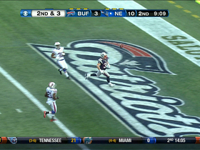 Video - Patriots RB Danny Woodhead 15-yard touchdown