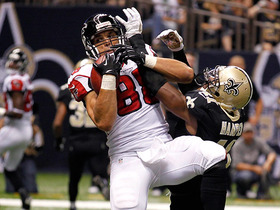Video - Week 10 Can't Play: Tony Gonzalez catches 100th career TD