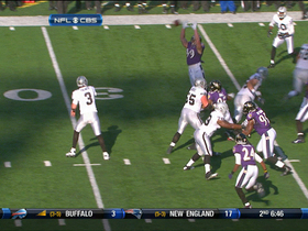 Video - Baltimore Ravens pick off Carson Palmer