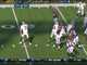 Watch: Ravens pick off Palmer