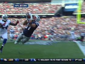 Video - New England Patriots tight end Rob Gronkowski 2-yard touchdown
