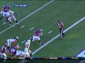 Video - Ravens RB Ray Rice TD run