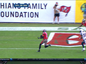 Video - Buccaneers QB Josh Freeman finds Tiquan Underwood for a 15-yd TD