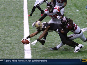 Video - Saints WR Marques Colston 7-yard TD catch