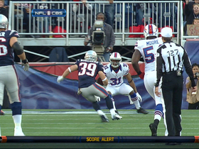 Video - Danny Woodhead 18-yard touchdown