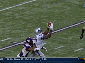 Video - Lions WR Calvin Johnson 50-yard catch