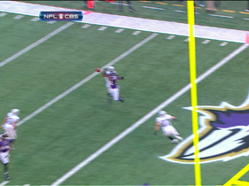 Video - Ravens WR Torrey Smith 20-yard TD