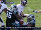Watch: Panthers sack fumble Manning