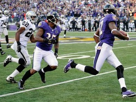 Video - WK 10 Can't-Miss Play: Baltimore Ravens wide receiver Jacoby Jones 105-yard kickoff return