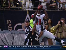Video - Julio Jones 52-yard catch