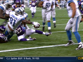 Video - Megatron touchdown