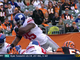Watch: Andre Brown leaps over pile for TD