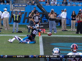 Video - Carolina Panthers tight end Greg Olsen's second touchdown