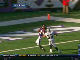Video - Baltimore Ravens quarterback Joe Flacco 47-yard TD pass to wide receiver Torrey Smith