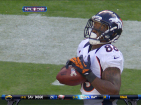 Video - Denver Broncos wide receiver Demaryius Thomas 46-yard catch