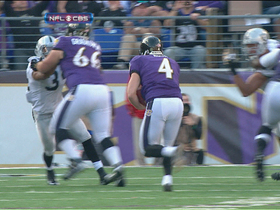 Video - Baltimore Ravens fake FG